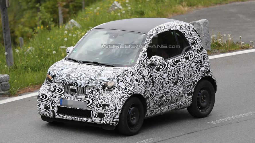 Next-gen Smart ForTwo and ForFour to be unveiled on July 16 - report