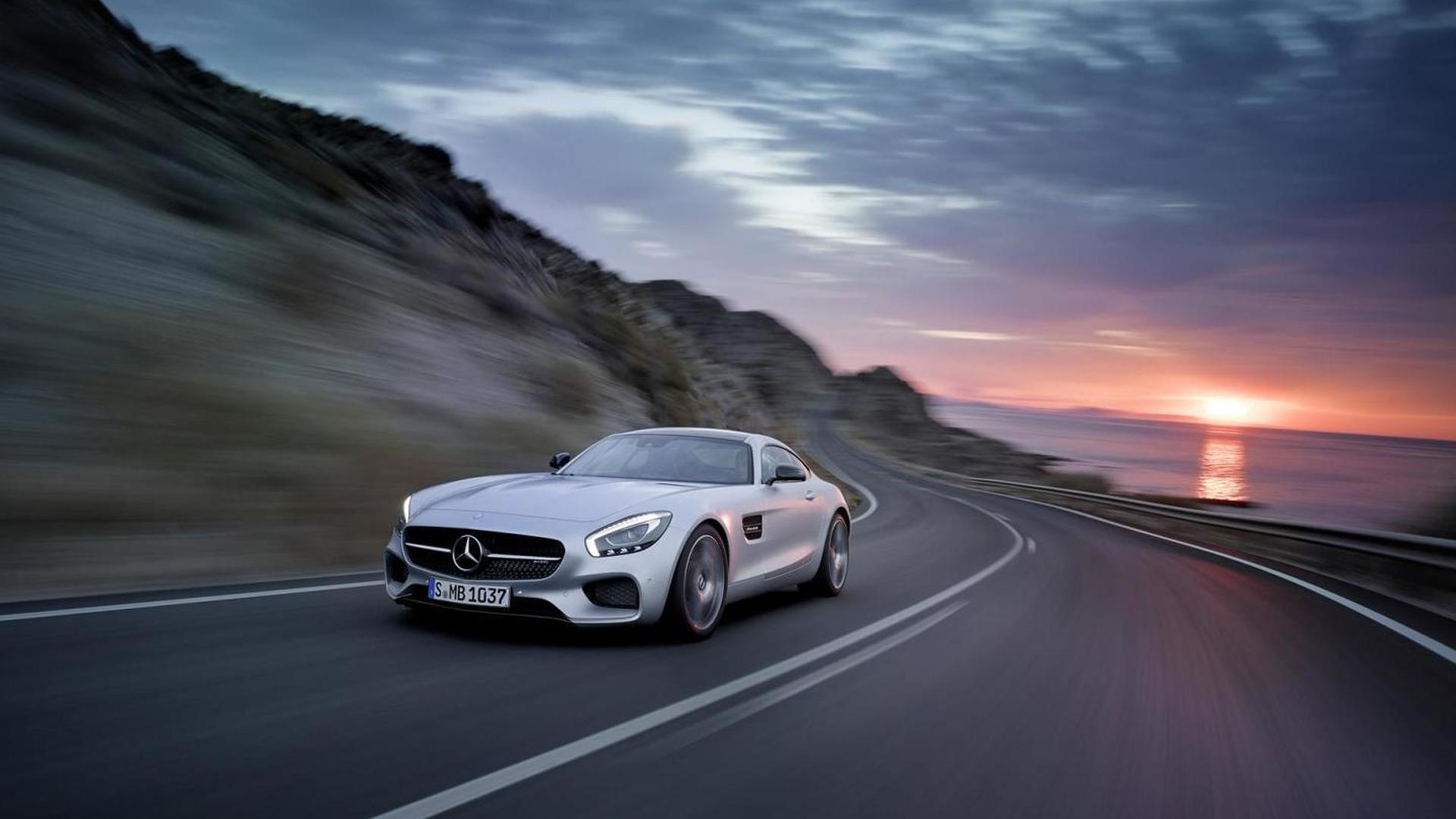 AMG CEO confirms GT Black Series, mysterious