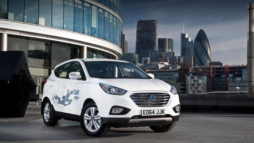 Hyundai developing new hydrogen vehicle with 500-mile range