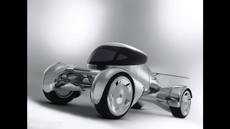 Peugeot Moonster Concept