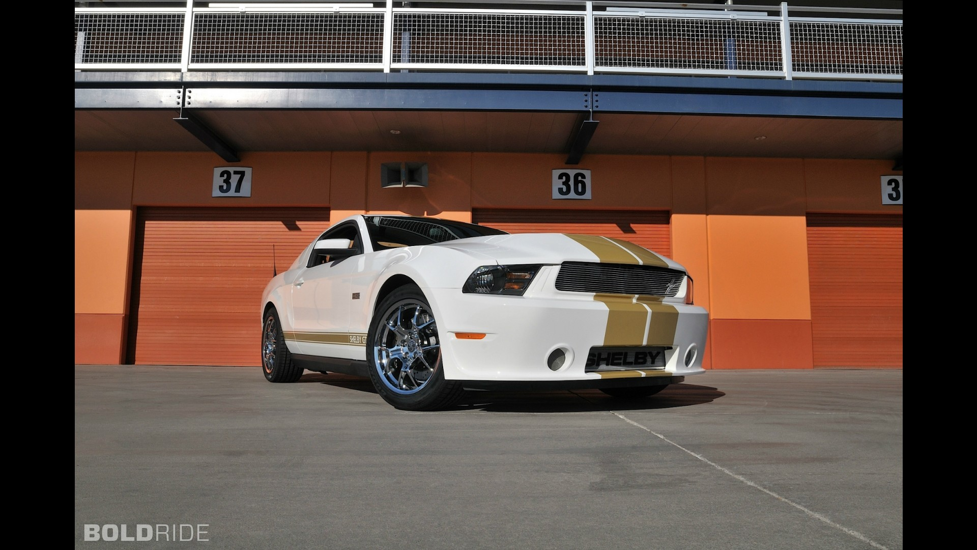 Ford Mustang Shelby GTS 50th Anniversary Edition