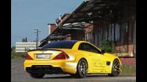 Fostla.de Mercedes-Benz SL 55 AMG Liquid Gold
