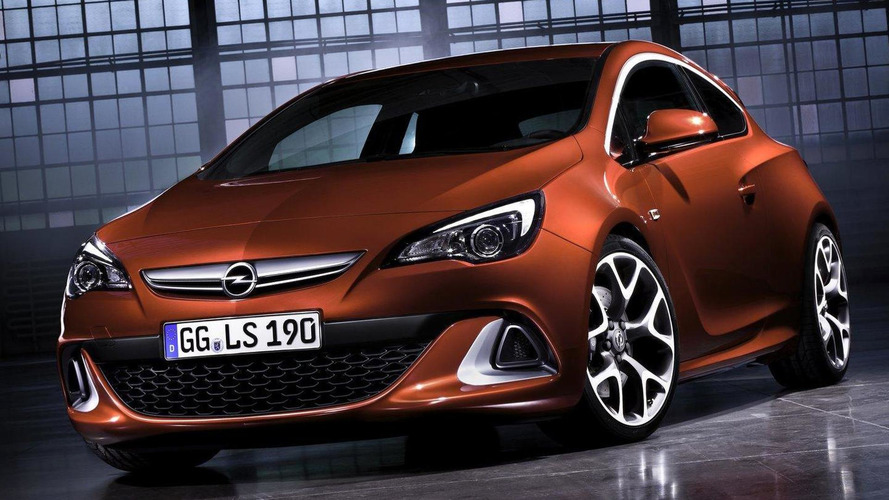 Opel introduces three new vehicles and concept in Geneva [videos]