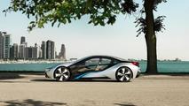 BMW i8 concept 05.09.2011