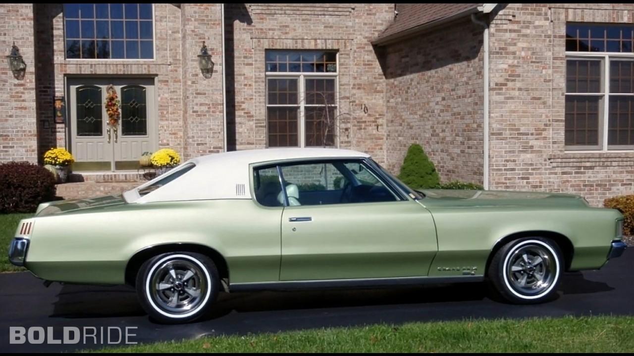 Pontiac Grand Prix Model J