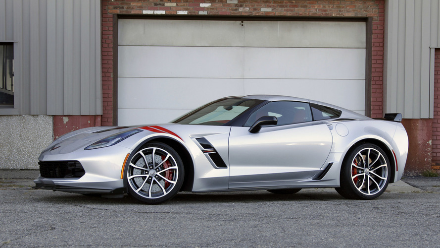 2017 Chevy Corvette Grand Sport Review