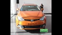 MG Motors inaugura concessionária em Curitiba - Meta é ter 15 lojas até o fim do ano
