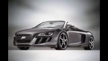 Audi R8 Spyder da ABT tem motor V10 de 600 cv e faz de 0 a 100 km/h em 3,8 segundos