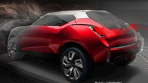 MG Icon concept announced for Auto China 2012