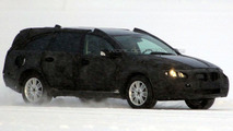 SPY PHOTOS: More New Volvo V70