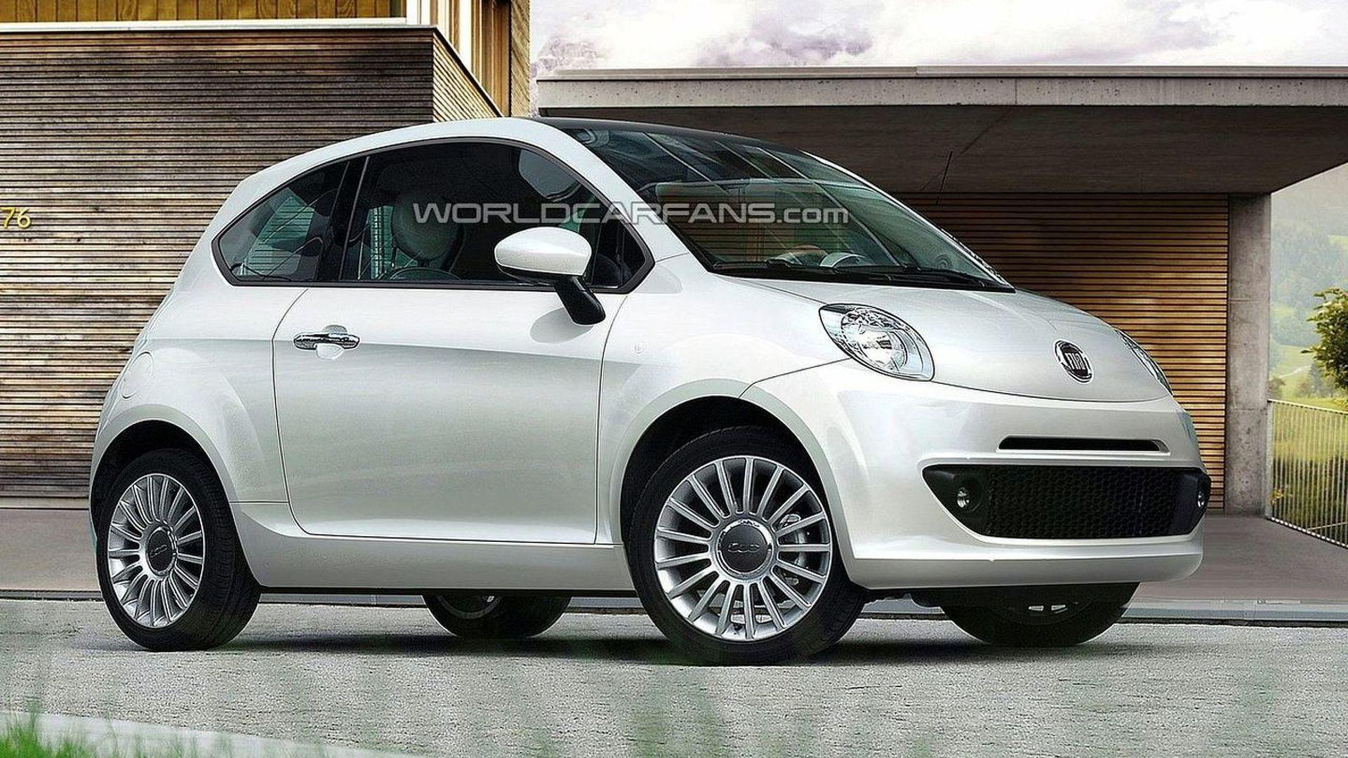 Fiat working on 80g/km hybrid city car