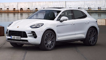 Porsche Majun small crossover render could come to life
