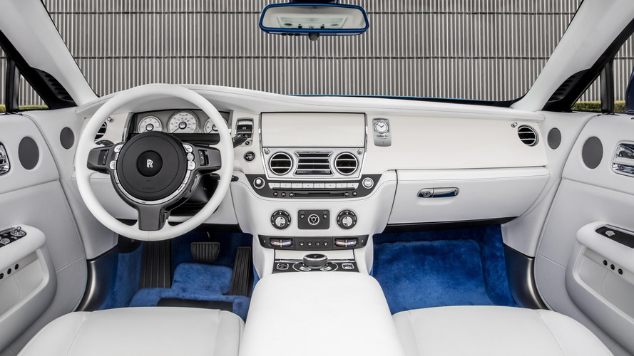 2016 Rolls-Royce Mr Fux's Pebble Beach Dawn