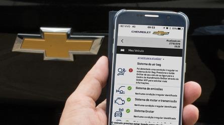 Serviço OnStar da Chevrolet chega a 130 mil usuários no Brasil