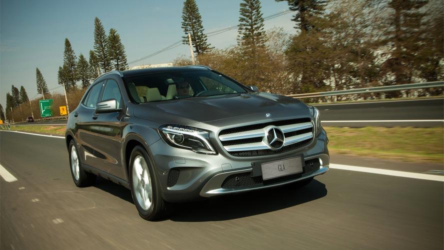 SUVs premium mais vendidos - Mercedes GLA e Volvo XC90 dão as cartas em janeiro