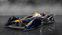 Red Bull X2014 for Gran Turismo 6