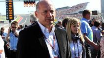 McLaren denies Dennis power struggle on cards