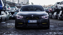 BMW M135i by Manhart upgraded to 400 HP