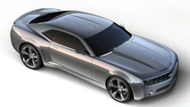 The new Camaro should start production in 2011.