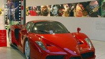 Ferrari and the music