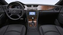 Mercedes-Benz CLS 63 AMG Details