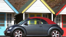 New Beetle Cabriolet Dark Flint for UK