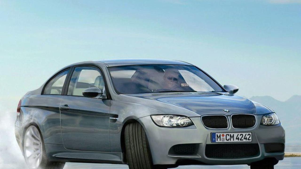 New BMW M3 Artist Impression