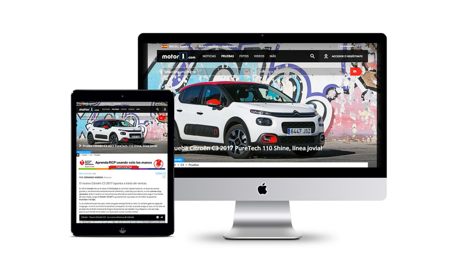 Motor1.com launches Spanish language edition