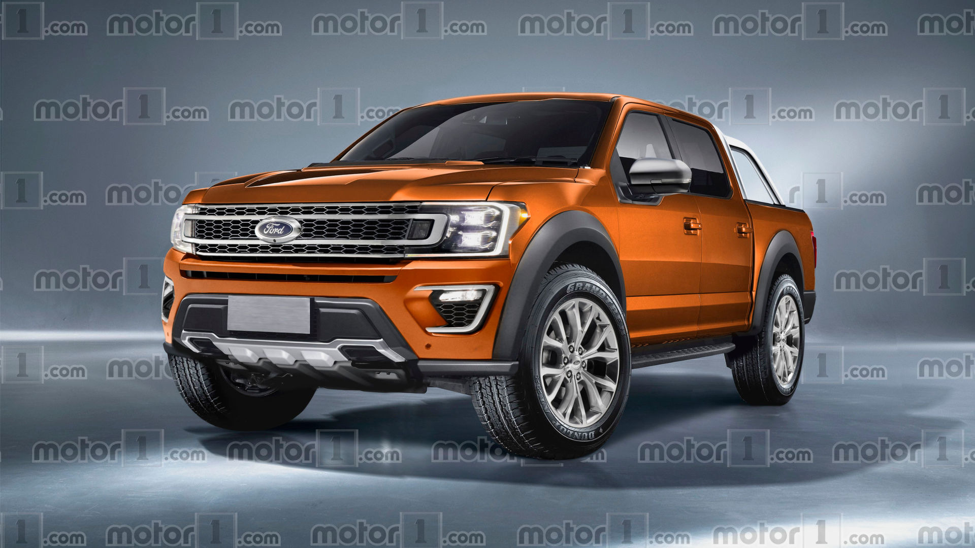 Ford Everest Uk Price >> 2019 Ford Ranger imagined as F-150's little brother
