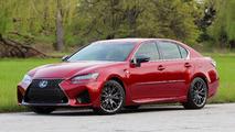 Review: 2016 Lexus GS F
