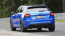 2017 Audi SQ2 spy photo