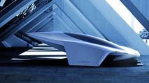 Pininfarina student design concepts of the future exhibited