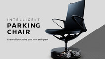 Nissan introduces the Intelligent Parking Chair [videos]