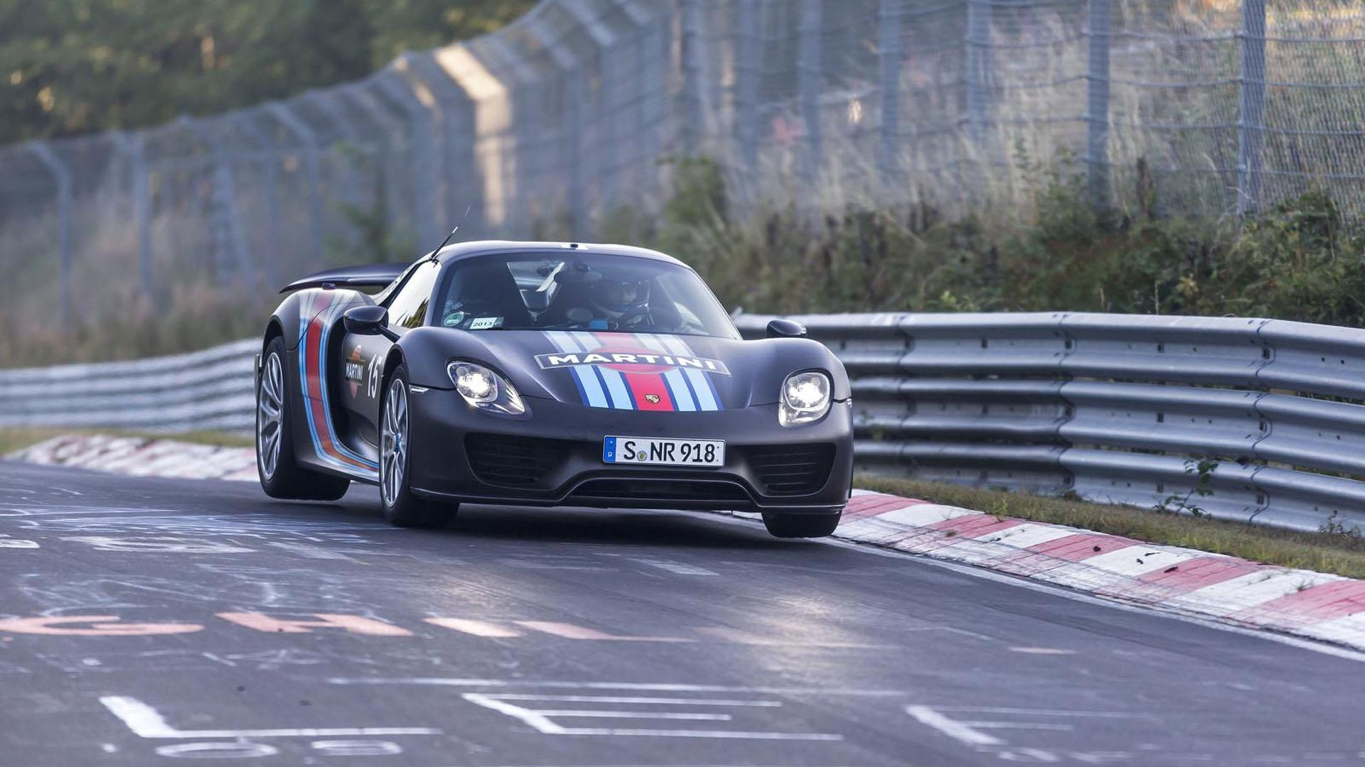 Nurburgring set to lift record ban