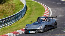 Lotus claims the 3-Eleven is one the fastest cars on the Ring, claimed lap time never happened
