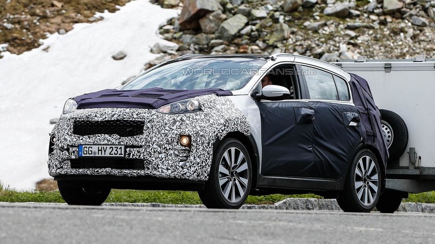 Is this the 2016 Kia Sportage?