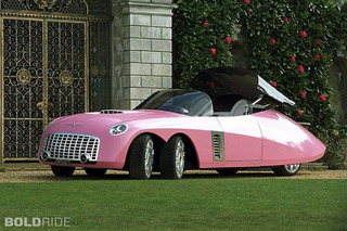 If the Easter Bunny Drove, He'd be driving this!