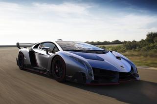 Lamborghini Veneno Leaked: $4.6 Million and Fast