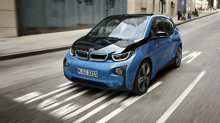 2017 BMW i3 range jumps to 114 miles thanks to 33 kWh battery