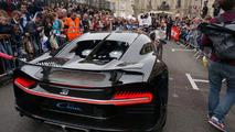 Bugatti Chiron at Le Mans