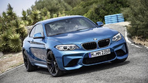 2016 BMW M2 goes official with 365 bhp