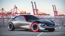 Opel rules out putting the GT concept into production