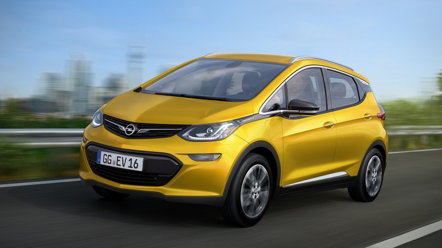 Opel Ampera-e aka Chevy Bolt to make world debut in Paris