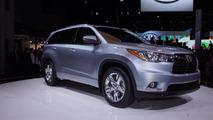 2014 Toyota Highlander 27.3.2013