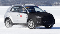 SsangYong Kornado facelift spy photo 11.03.2013 / Automedia