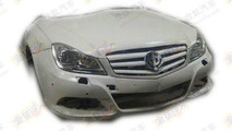 Brilliance BS6 is a Mercedes-Benz C-Class copy/paste