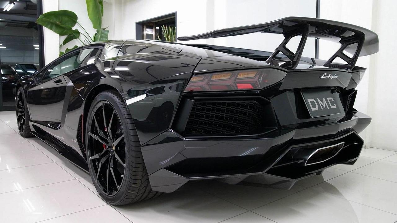 Lamborghini Aventador by Autoproject-D and DMC 25.05.2013