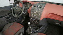 2006 Ford Fiesta Interior