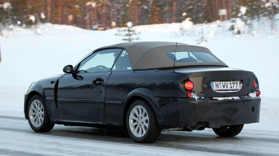 More BMW 1-Series Cabrio Spy Photos