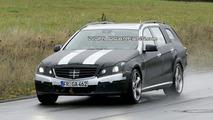 2010 Mercedes E63 AMG Wagon Finally Spied
